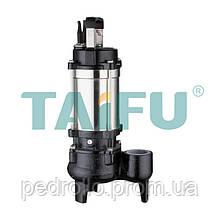 Насос фекальный TAIFU WQD (0,75 кВт) корпус чугун