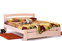 Ліжко дерев'яне Л-5 (Безкоштовна доставка)