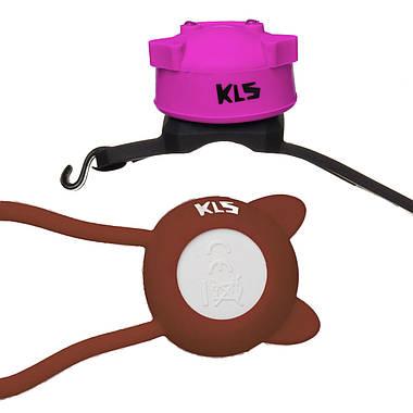 Набір дитячих мигалок KLS Animal Brown, фото 2