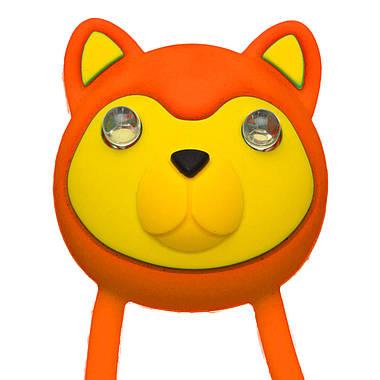 Набір дитячих мигалок KLS Animal Orange, фото 3