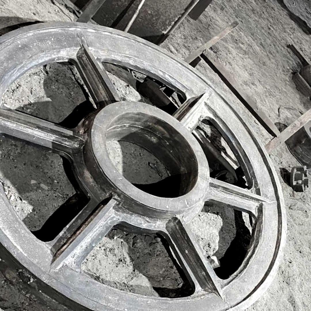 Черный металл: литье стали, чугуна, нержавейки