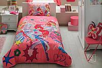 Детское стеганное покрывало TAC. Disney Winx Girl Emp -160х220+50х70 (1 шт)