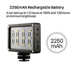 Портативный видеосвет Ulanzi Cardlite Mini LED, фото 2