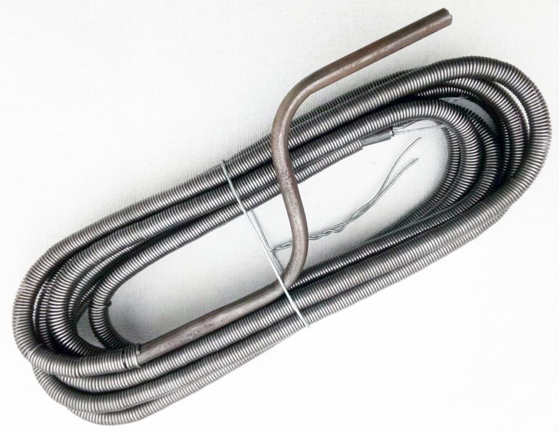 Трос сантехнический  для прочистки канализационных труб гост 12мм 3метра