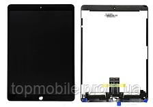 Модуль iPad Air 3 2019 (A2123/A2152/A2153) черный, оригинал (Китай) (дисплей, стекло)