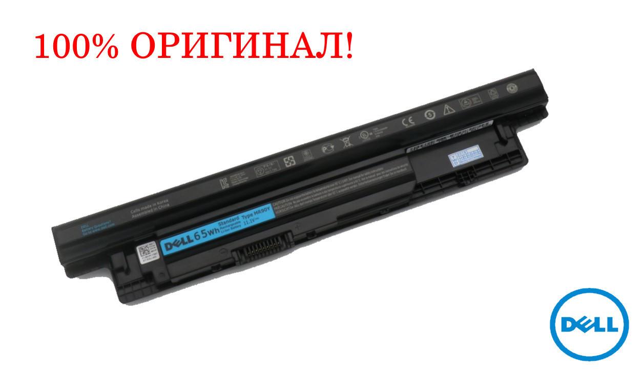 Оригинальная батарея для ноутбука Dell Inspiron 5521, 5535, 5537 - MR90Y  11.1V 5600mAh - Аккумулятор, АКБ