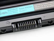 Оригинальная батарея для ноутбука Dell Inspiron 5521, 5535, 5537 - MR90Y  11.1V 5600mAh - Аккумулятор, АКБ, фото 3