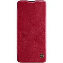 Nillkin Samsung Galaxy A31 Qin leather case Red Чехол Книжка