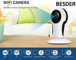 IP камера BESDER WiFi 960p (удаленный просмотр), сигнализация - ORIGINAL