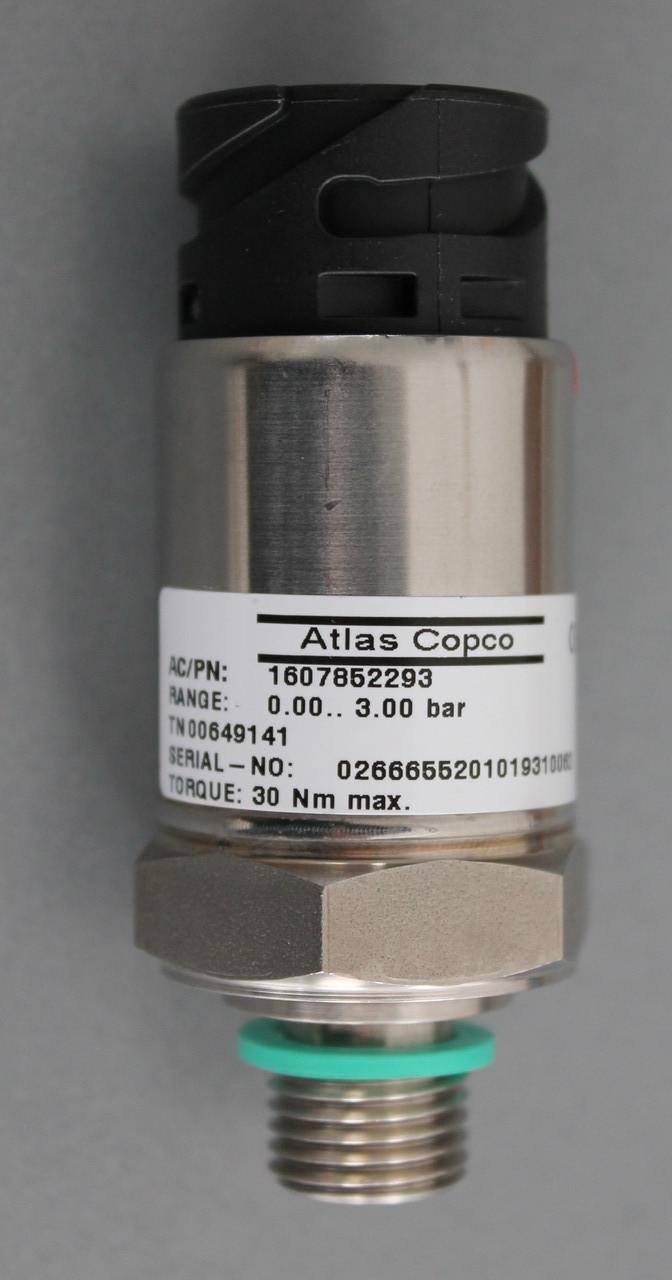 1607852293 Датчик давления воздушного компрессора Atlas Copco