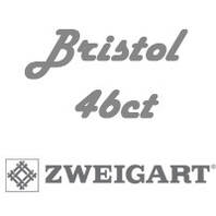 Рівномірна тканина Zweigart Bristol 46 ct
