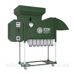 Калібрування зерна ІСМ-3