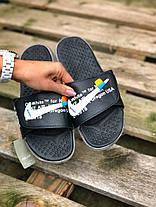 """Сланці Nike х Off-White """"Чорні"""", фото 2"""