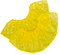 Бахилы одноразовые 4 г (желтые)