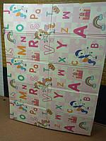 """Детский коврик """"Ростомер - Пегас"""" (складной развивающий коврик на пол) 2*1,5 м (толщина 10 мм), фото 5"""