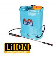 Аккумуляторный Опрыскиватель ALFA LION 16 L 12 A