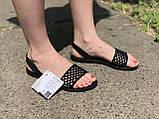 Ipanema Бразилія жіночі сандалі, босоніжки чорні, фото 2