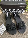 Ipanema Бразилія жіночі сандалі, босоніжки чорні, фото 3