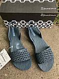 Ipanema Бразилия женские сандалии, босоножки синие, фото 6