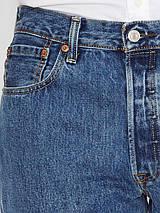 Джинсы Levi's 501 Original Fit Medium Stonewash Синие (005010193), фото 2