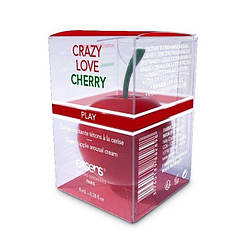 Возбуждающий крем для сосков со вкусом вишни EXSENS Crazy Love Cherry 8 мл SO3334, КОД: 1576642