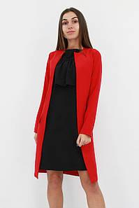 S, M, L, XL | Класичний жіночий кардиган Classic, червоний