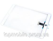 Тачскрин iPad Air 3 2019 (A2123/A2152/A2153), белый, оригинал (Китай) ( сенсор, стекло)
