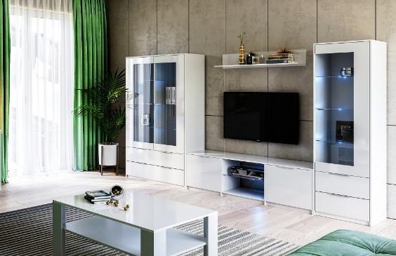 Модульная мебель в гостиную Рома (Миро Марк), гостиная