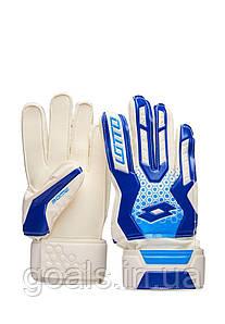 Вратарские перчатки детские Lotto GLOVE GK SPIDER 900 JR 5