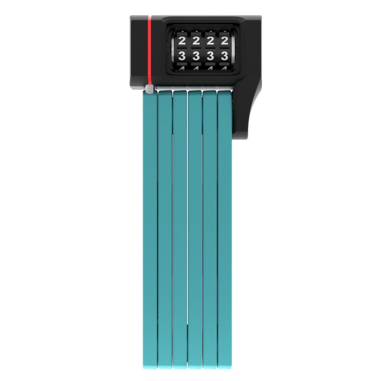 Велозамок ABUS 5700C/80 Bordo uGrip Core Green