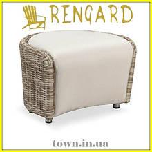 Дизайнерский пуфик Oxford (банкетка) в стиле лофт.Кресло для кафе,для ресторанов,для терассы,для кухни