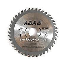 Пильний диск по дереву з твердосплавними напайками 230мм*60т*22.23 мм