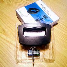Компактные весы с крючком до 50 кг «VKTECH» черный