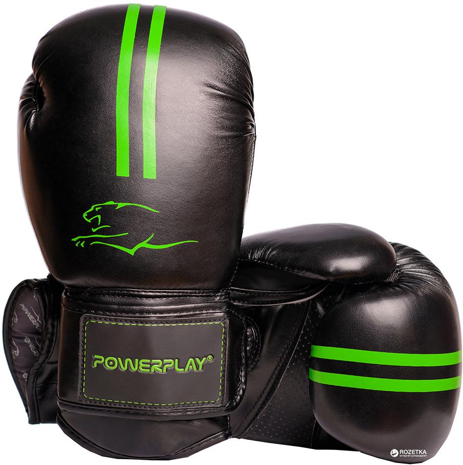 Перчатки боксерские PowerPlay 3016 12oz
