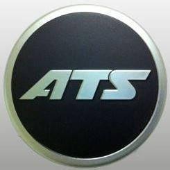 Наклейка ATS 60mm