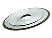 Круг алмазный заточной 14ЕЕ1 125х6х3х5х45х32 160/125 АС4 В2-01 БАЗИС шлифовальный, фото 2