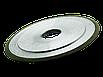 Круг алмазний плоский з двостороннім конічним профілем 14ЕЕ1 150х6х3х4х60х32 160/125 АС4 В2-01 БАЗИС, фото 3