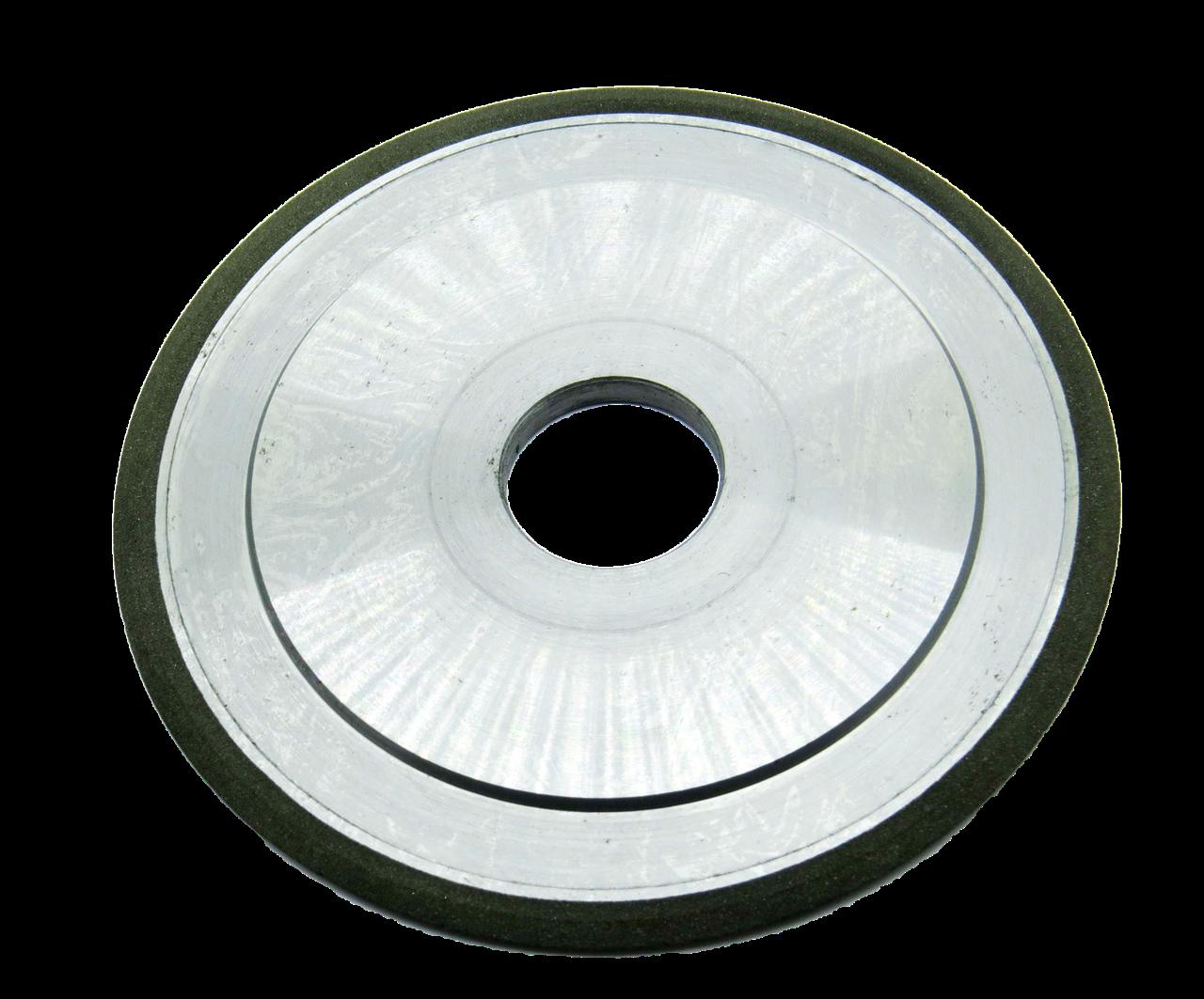 Круг алмазный заточной 14ЕЕ1 125х6х3х5х45х32 160/125 АС4 В2-01 БАЗИС шлифовальный