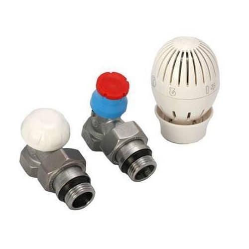 Купить Запчасти и комплектующие для радиаторов, Термостатический комплект Giacomini R470F M30 1⁄2