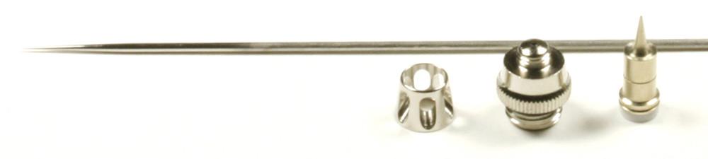 Ремкомплект сопло+игла Harder&Steenbeck Nozzle set, 0.15mm