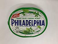 Крем-сыр Филадельфия с зеленью, 175 г