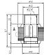 Колпачок ФЭЛК 0,2-G1/2B, фото 3