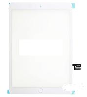 """Тачскрин iPad 10.2"""" 2019, белый, копия ( сенсор, стекло)"""
