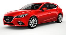 Mazda 3 13-17-