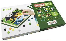 """Мозаїка дерев'яна """"Wooden pixel 5"""" Cubika 14910"""