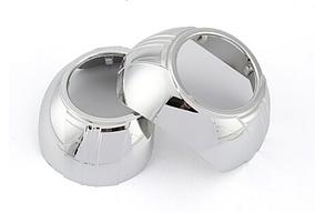 Маска Aozoom, A MAX Shroud, 3.0inch, silver