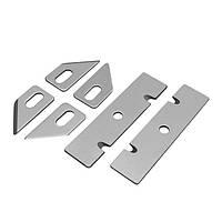 Ножі змінні для тріммера для зняття звисів DET-001K