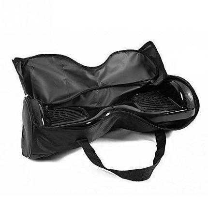 Сумка-чехол черного цвета для переноски, транспортировки гироскутера, мини-сигвея, гироборда 6.5, фото 2