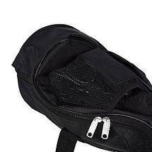 Сумка-чехол черного цвета для переноски, транспортировки гироскутера, мини-сигвея, гироборда 6.5, фото 3