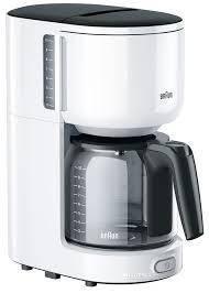 Капельная кофеварка BRAUN KF 3100 WH, фото 2